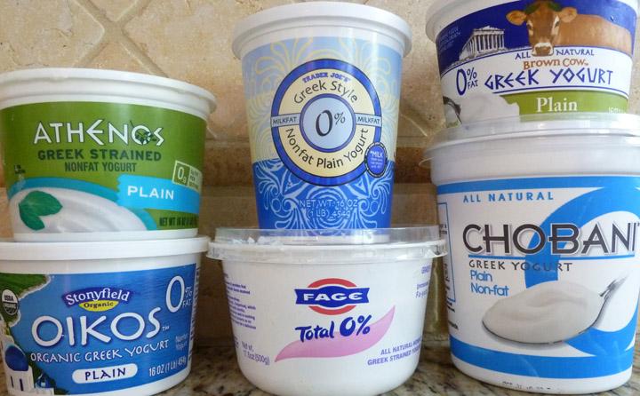 Greek Yogurt Brands Sm Foods With Judes